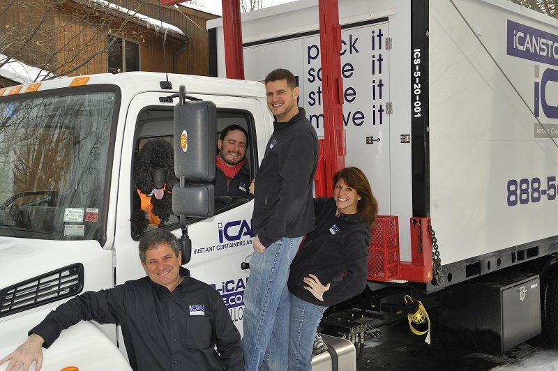 Friendly Staff at iCan Storage