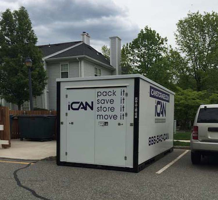 Flexibility of Portable Storage Containers New York & New Jersey