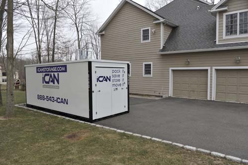 How Does iCan Portable Storage Work