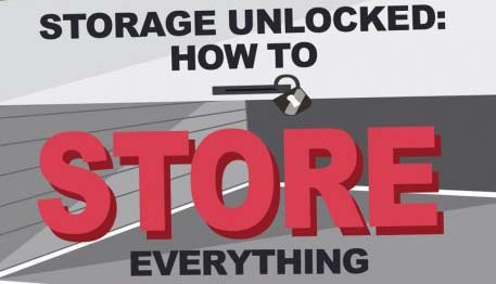 Storage Unlocked – How To Store Everything