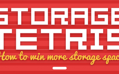 Storage Tetris: How To Win More Storage Space