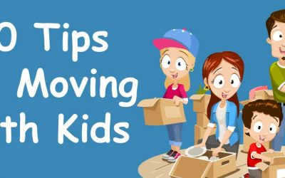 20 Tips for Moving With Kids
